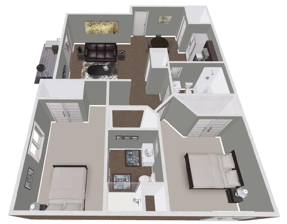 meadowbrook apartments hudson iowa