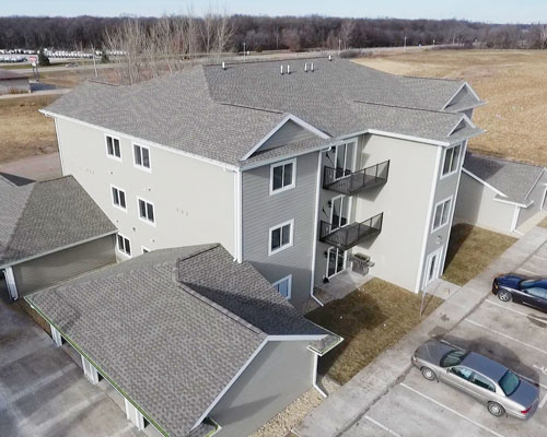 meadowbrook hudson iowa apartments