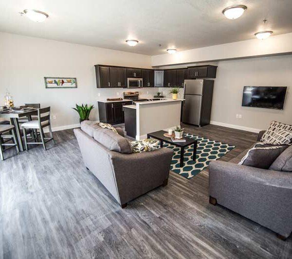 Meadowbrook Apartments - Hudson, Iowa